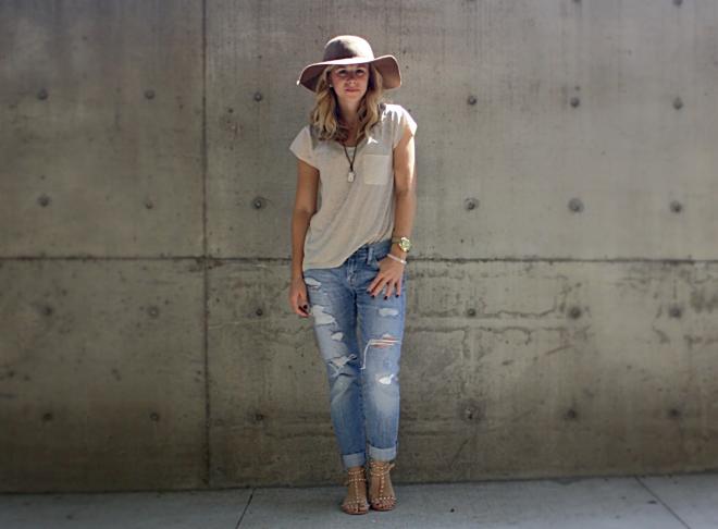 Girl in the Hat 2