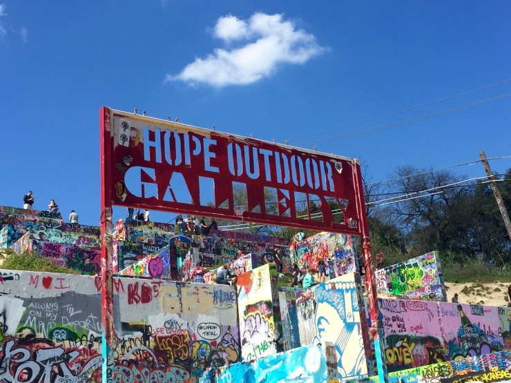 Hope Outdoor Gallery
