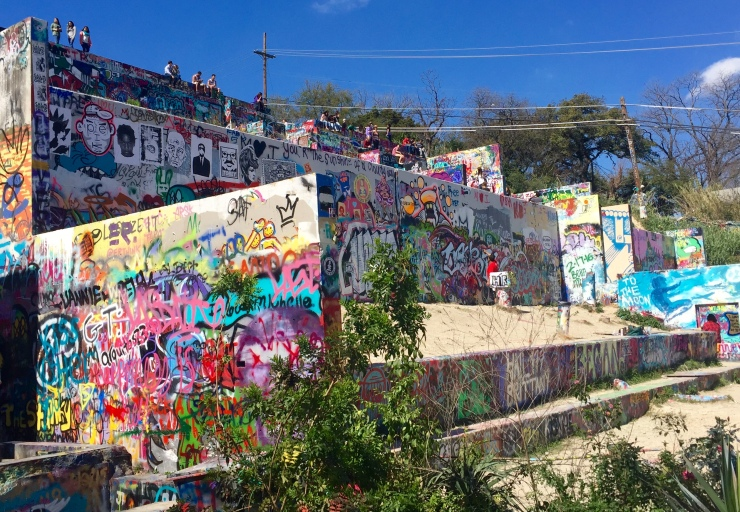 Hope Outdoor Gallery ATX