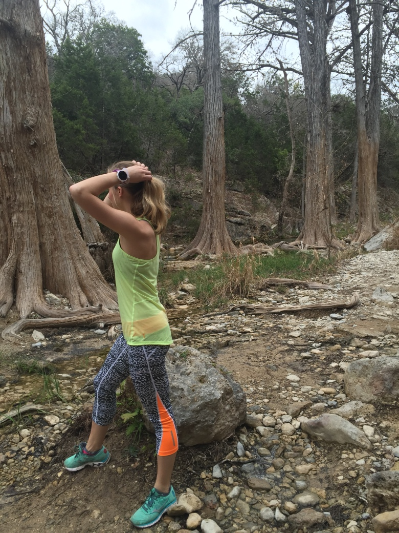 Hamilton Pool, activewear, ATX